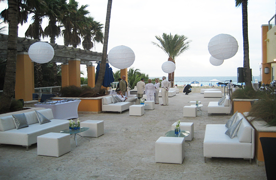 Marriott Stanton South Beach - wedding