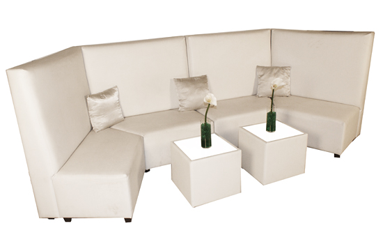 Banquet Couch Set
